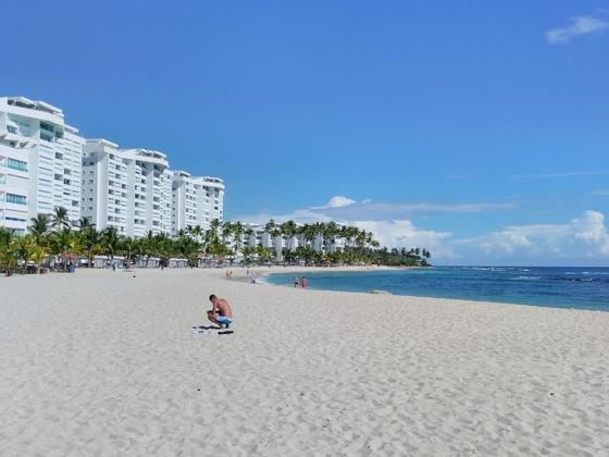 """ Marbella Beach "" @ Juan Dolio / Domrep."