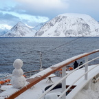 Winterwunderland im Altafjord