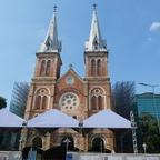 Notre Dame, Ho-Chi-Minh-City (Saigon), Vietnam