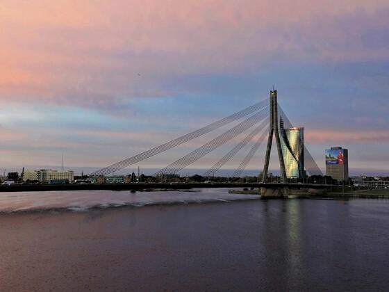 11.10.2017 - heute vor 3 Jahren mit AIDAvita in Riga