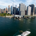 Manhattan Heli Flug