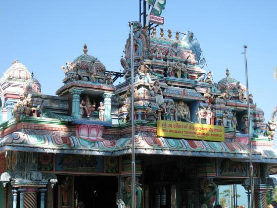 Penang - Penang Hill Tempel