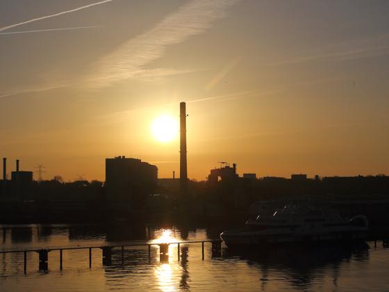 Das schönstgelegene Kraftwerk Deutschlands