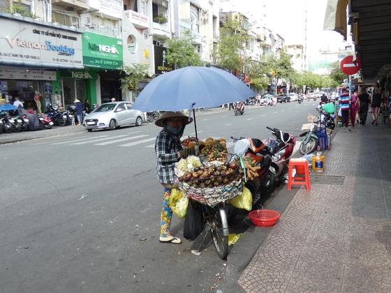 Markt, Ho-Chi-Minh-City (Saigon), Vietnam