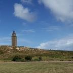 A Coruña - Herkulestturm