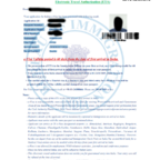Bestätigtes e-Visum Indien