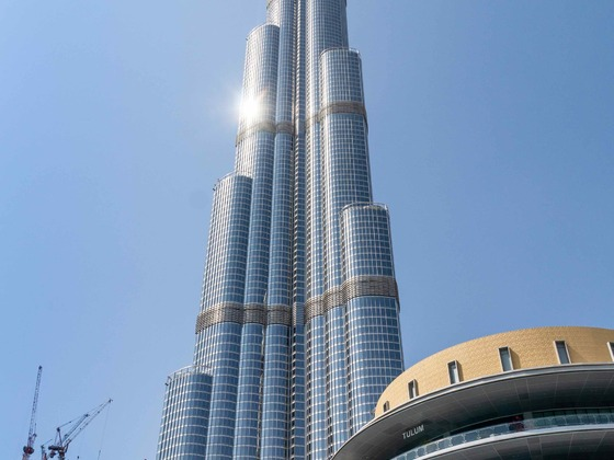 Dubai - Burj Khalifa1