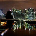 Mein Scchiff 1 in Singapur