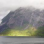 Hardangerfjord im September 2018