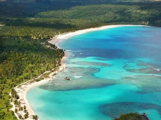 Playa Rincon @Samana / Domrep.