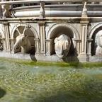 Brunnen in Palermo