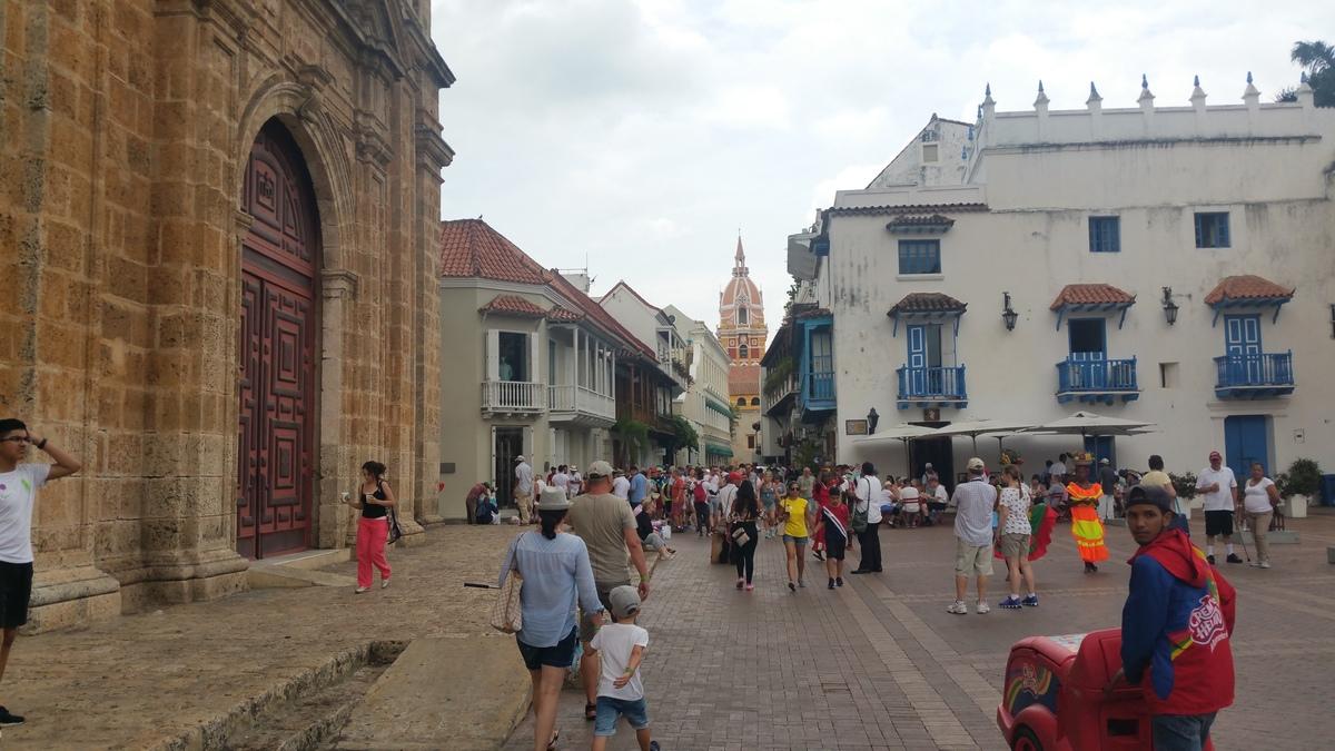 Cartagena/Kolumbien
