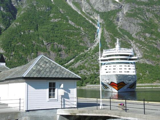 AIDASol Eidfjord Norwegen