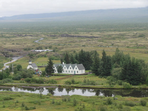 Thingvellir / Island