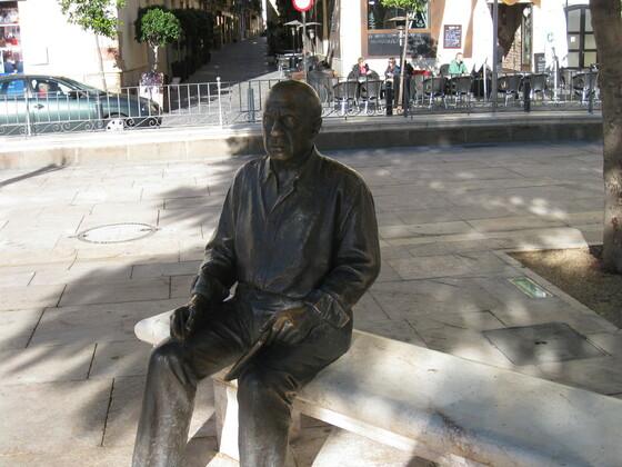 Malaga - Pablo Picasso