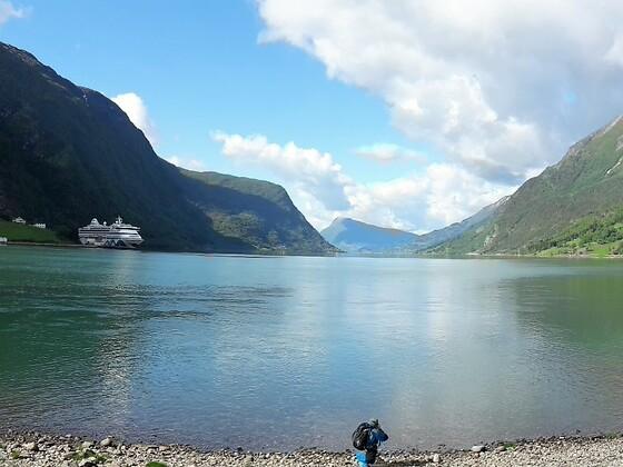 Skjolden, Norwegen