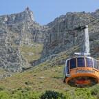 Kapstadt - Blick auf den Tafelberg 2
