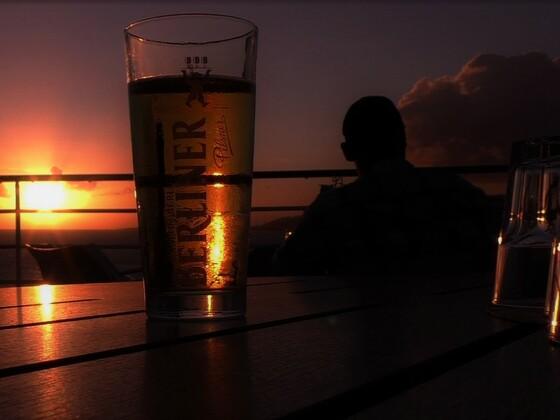 Wer hat Lust auf ein kleines Bierchen am Samstagabend ?