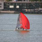 23_Helsinki - Segeln im Hafen