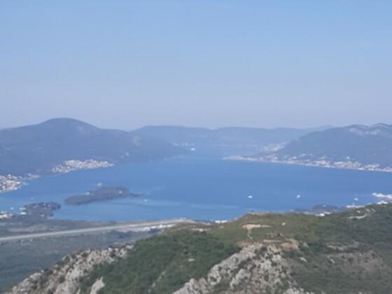 Ausblick Montenegro