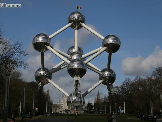 AIDAmar - Metropolen 27.02.-05.03.16 - 09 Brüssel