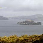 Erster Blick auf Alcatraz