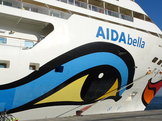 Aida bella in Lissabon