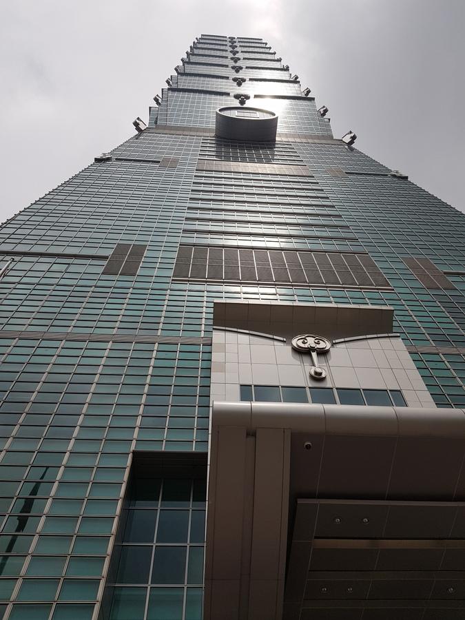 Tower 101, Taipeh