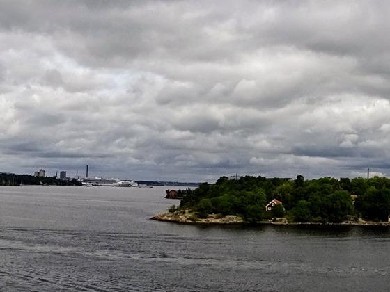 26_Stockholm - Gleich sind wir da