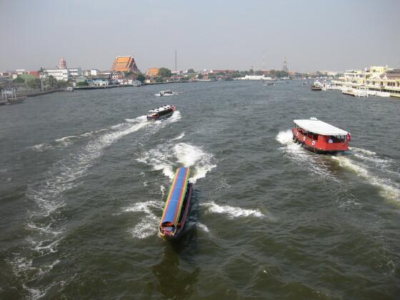 Bangkok Impressions - Chao Phraya
