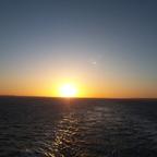 Sonnenaufgang Southampton