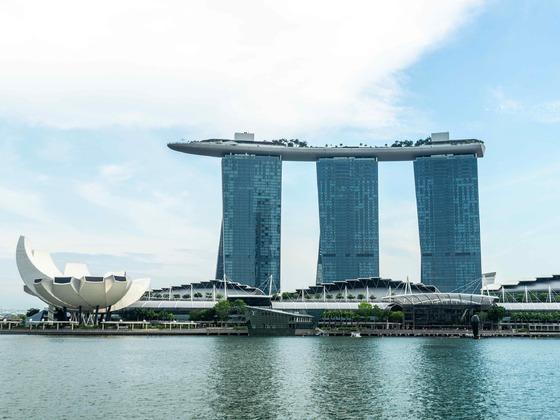Singapur - Marina Bay Sands