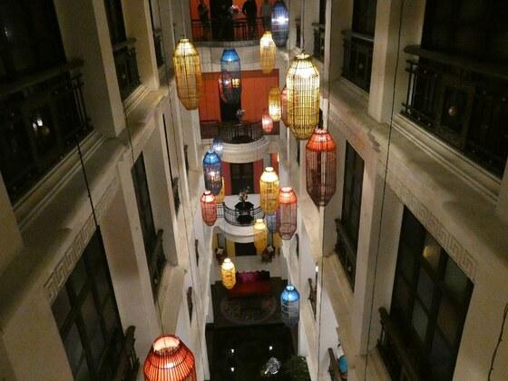 Shanghai Mansion Hotel Bangkok