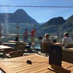 Außenalsterbar im Geirangerfjord