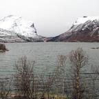 Unterwegs zwischen Bodø und Ørnes