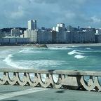 Strand A-Coruna