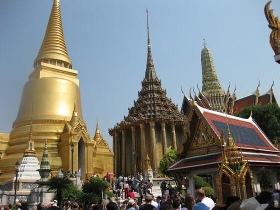Bangkok Impressions -Grand Palace
