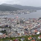 14.09.2018 - Bergen von oben
