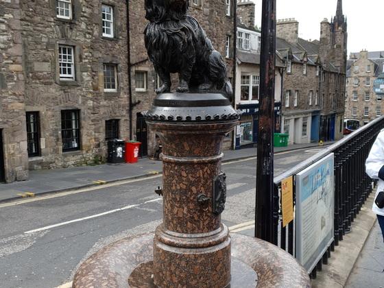Bobby in Edinburgh