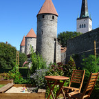 Türme von Tallinn