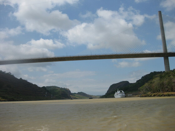 Karibische Momente - Panama Kanal Ausflug ONX01