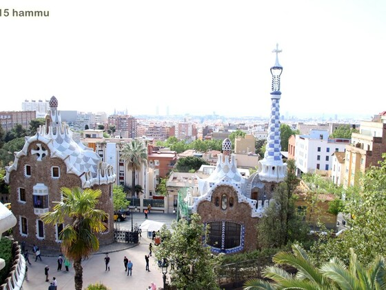 AIDAsol - Westeuropa 26.04.-10.05.15 - 01 Barcelona