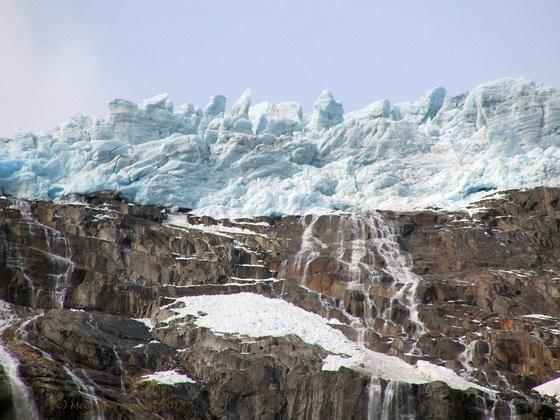 Rendezvous mit den norwegischen Eisriesen