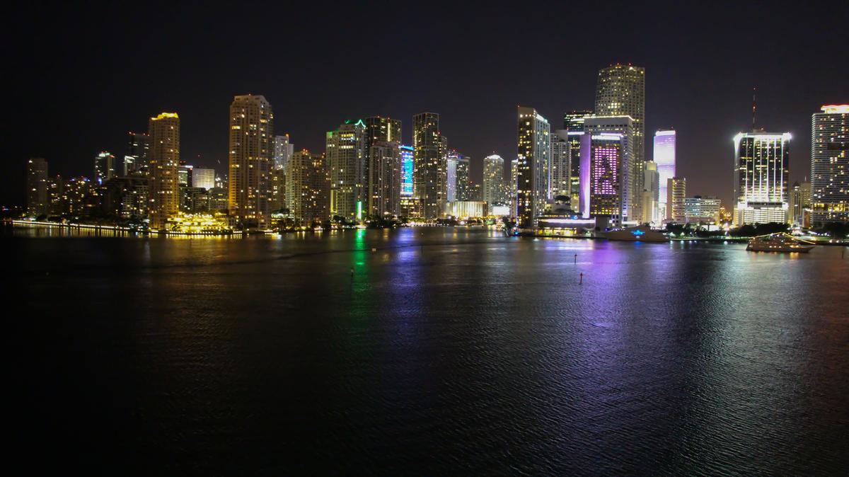 AIDAvita in Miami - mit Parkplatz vom Feinsten