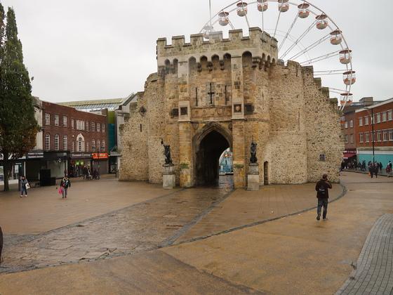 "Ausflug ""Historisches Southampton & New Forest"" am 23.10.17"