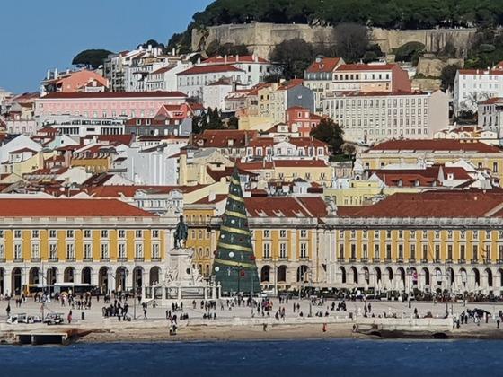 Lissabon Praca Comercio