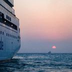 AIDALuna vor Belize