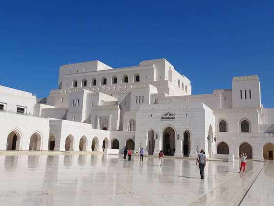 Royal Opera in Muscat
