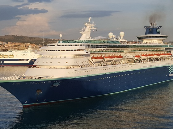 SOVEREIGN Civitavecchia 23-05-2017