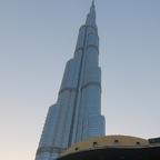 Das Burj Khalifa, 828 Meter hoch